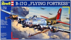 Revell Boeing B-17 Flying Fortress 1:72 04283