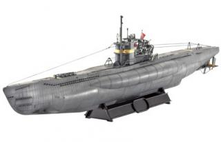 Revell German Submarine Type VII C/41 1:144 05100