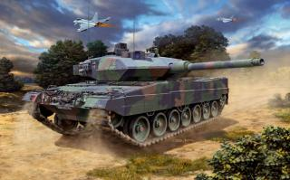 Revell Leopard 2A6/A6M 1:72 03180