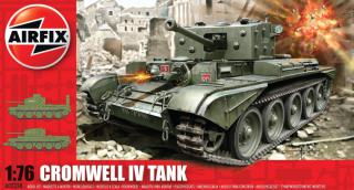 Airfix Cromwell IV Tank 1:76 A02338