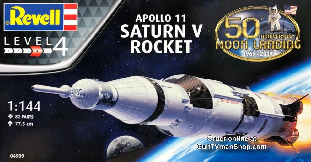 Revell Apollo Saturn V 1:144 04909