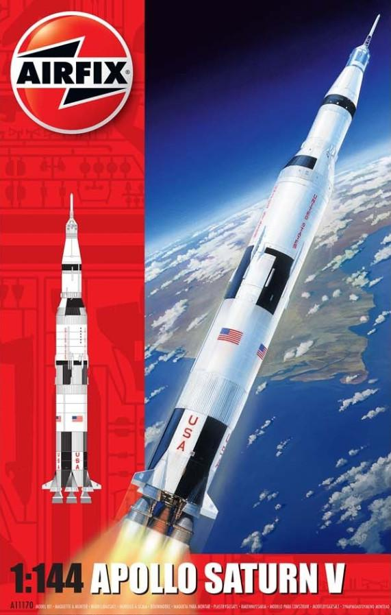 Airfix Apollo Saturn V 1:144 A11170