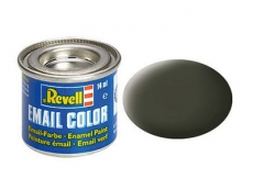 Revell barva 42 žlutoolivová Olive Yellow matná Email color 14 ml 32142