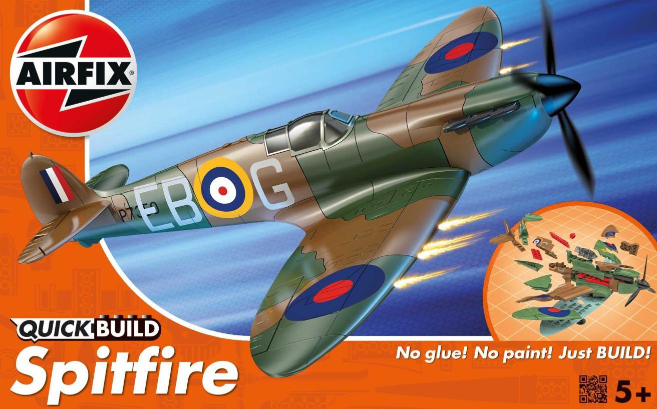 Airfix Supermarine Spitfire Quick Build J6000
