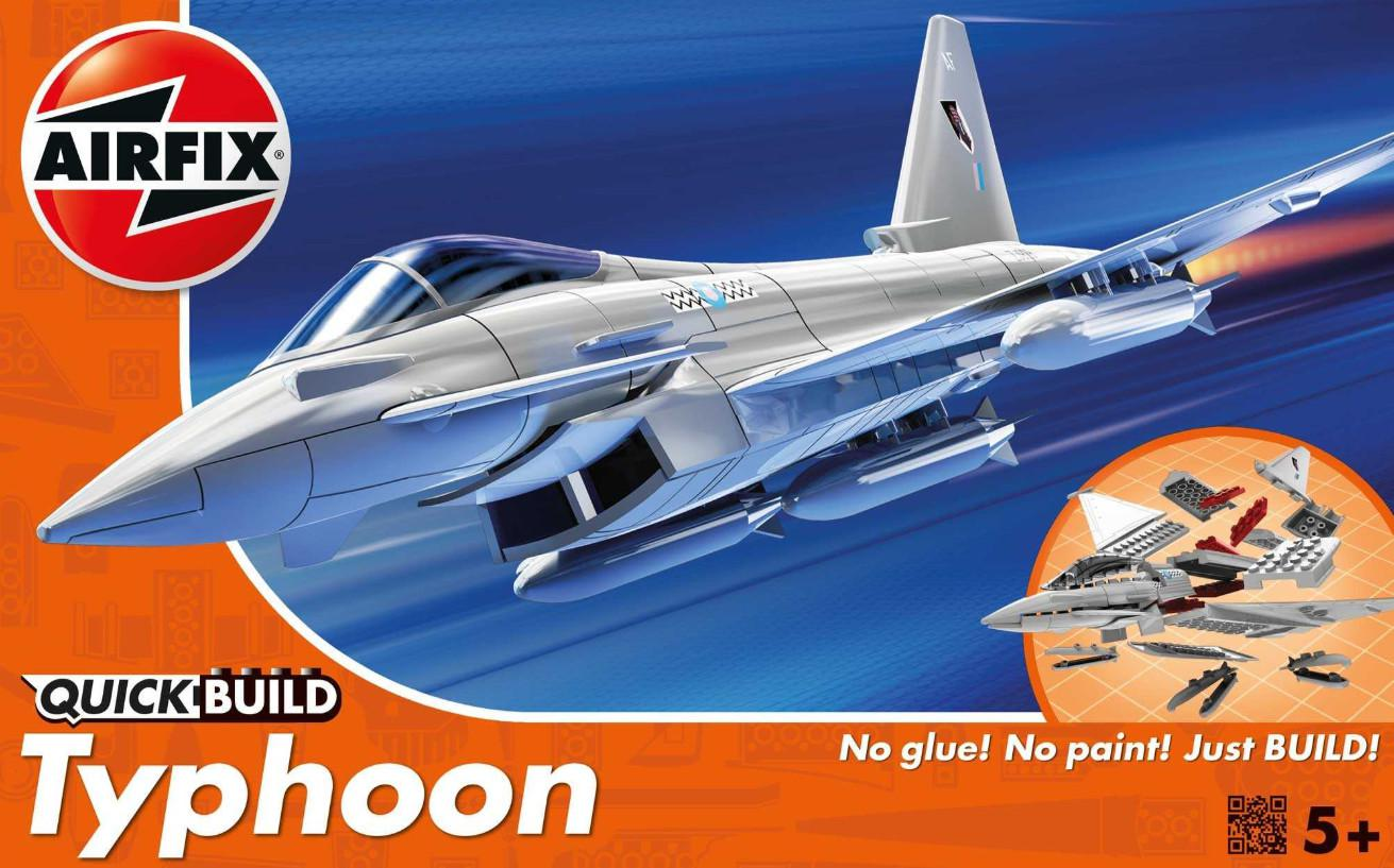 Airfix Eurofighter Typhoon Quick Build J6002