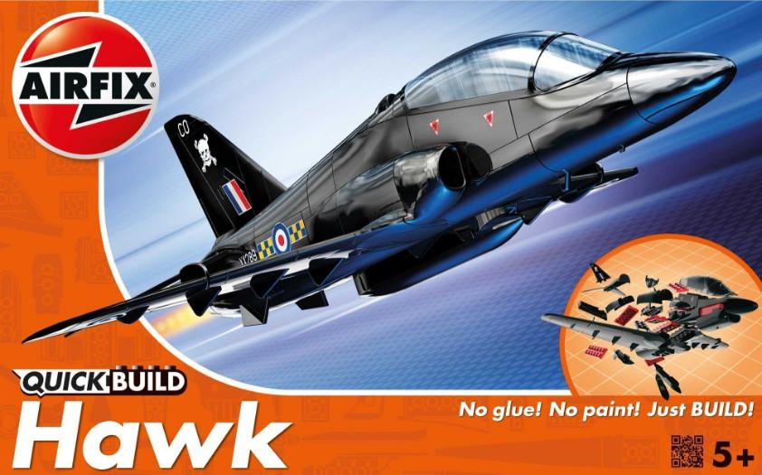 Airfix BAE Hawk Quick Build J6003