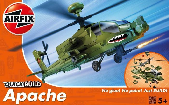Airfix Apache AH-64 Quick Build J6004