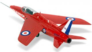 Airfix RAF Red Arrows Gnat Starter Set 1:72 A55105
