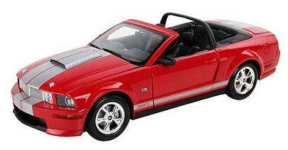 Revell SHELBY GT CONVERTIBLE 2008 1:18 09083