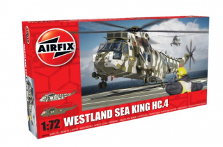 Airfix Westland Sea King HC.4 1:72 A04056