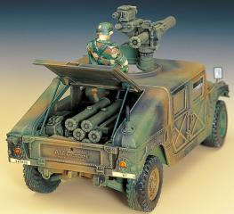 Academy M966 Hummer TOW 1:35 13250