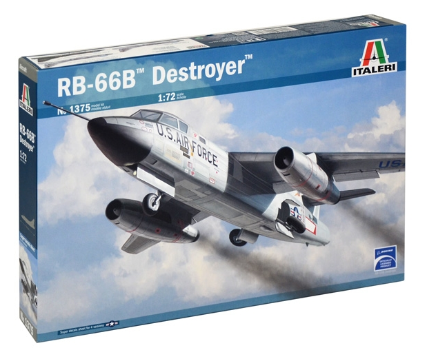 Italeri RB-66B DESTROYER 1:72 1375