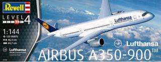 Revell Airbus A350-900 Lufthansa 1:144 03938
