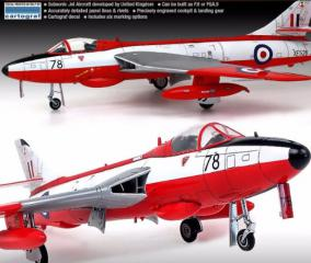 Academy Hunter F.6/FGA.9 RAF 1:48 12312