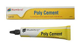 Humbrol Poly Cement lepidlo na plasty 12ml AE4021