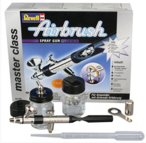 Airbrush Spray Gun Revell master class (Flexible) 39109