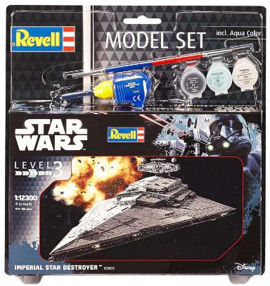 ModelSet SW - Imperial Star Destroyer (1:12300) 63609