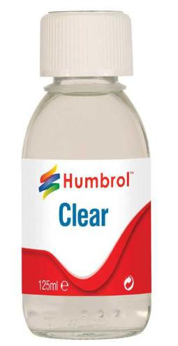 Humbrol lak Clear Gloss 125 ml AC7431