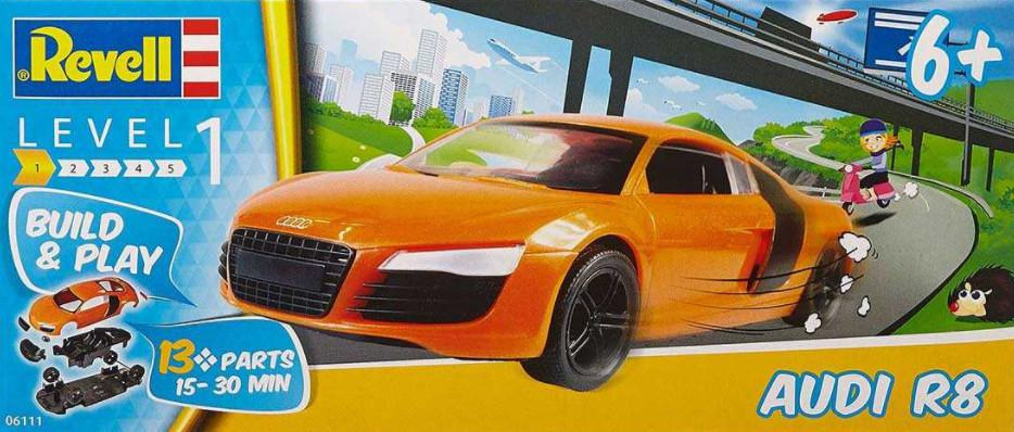 Revell Audi R8 Easy Kit 1:25 06111