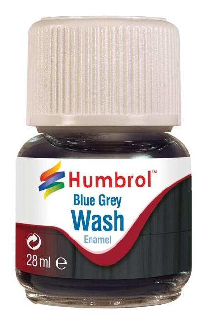 Humbrol panel line Wash Blue Grey 28ml AV0206