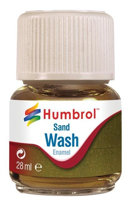 Humbrol panel line Wash Sand 28ml AV0207