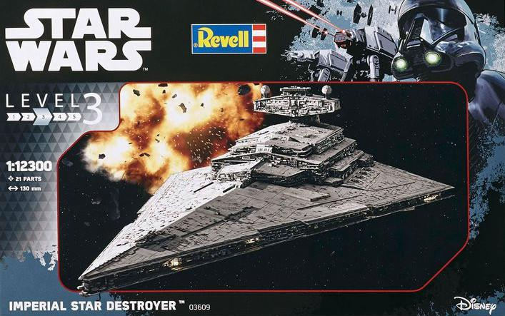 Revell SW Imperial Star Destroyer 1:12300 03609