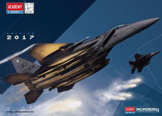 Academy F-15E USAF 333th Fighter Sq 1:72 12550