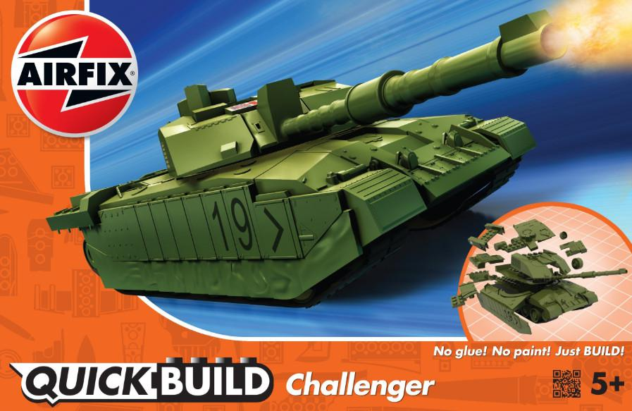 Airfix Challenger Quick Build J6022