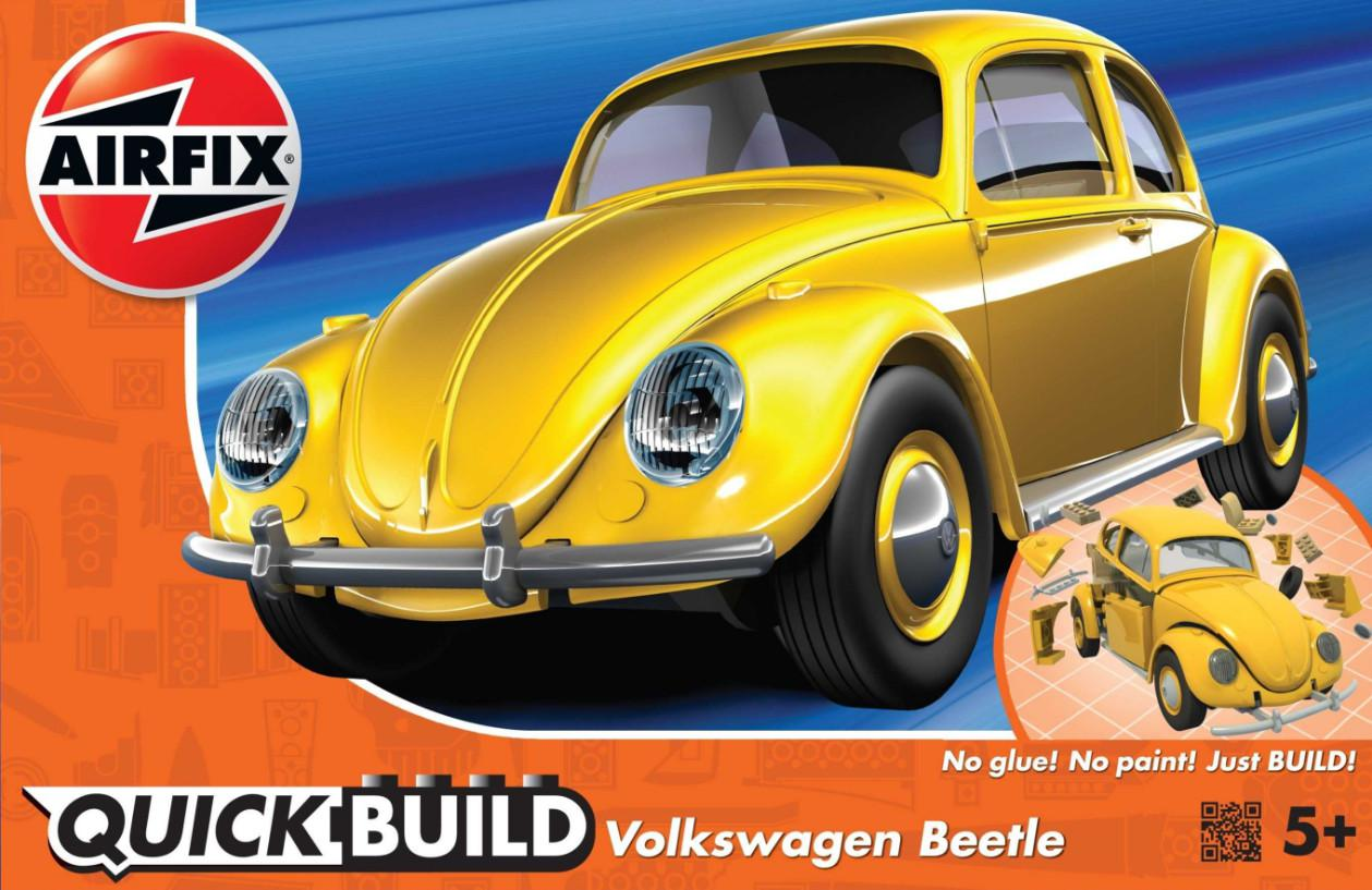 Airfix VW Beetle Quick Build J6023