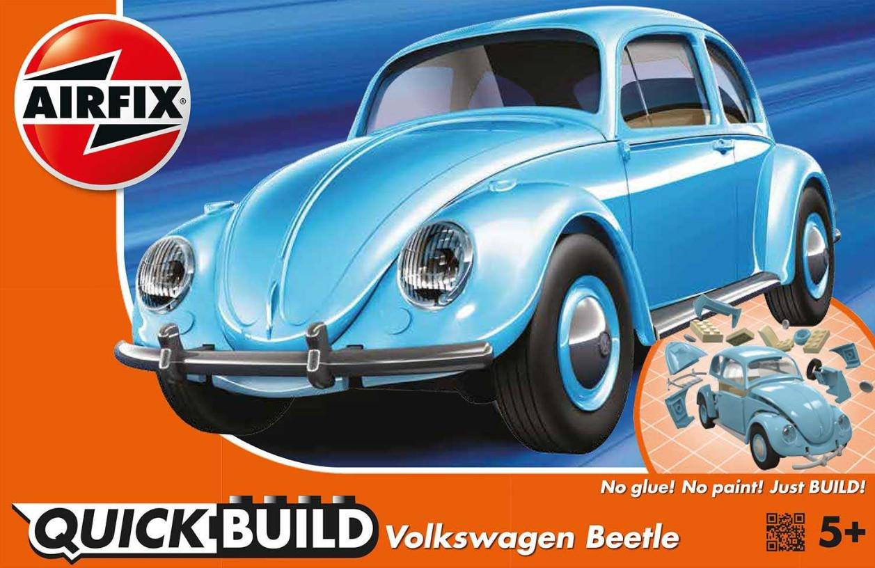 Airfix VW Beetle Quick Build J6015