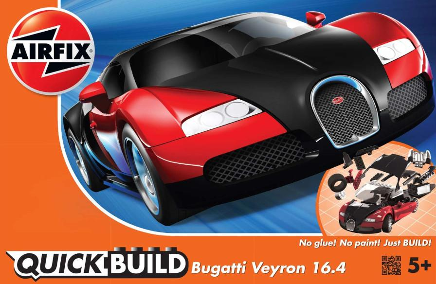 Airfix Bugatti Veyron Quick Build J6020