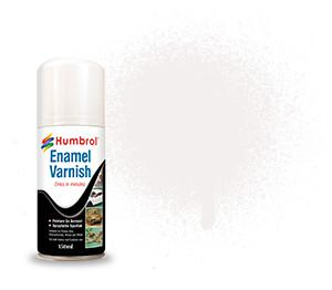 Humbrol sprej email lak AD6997 - No 35 Varnish Gloss 150ml
