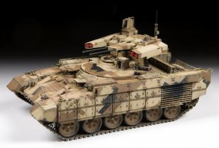 Zvezda Terminator 2 Russ.Fire Support Vehicle 1:35 3695