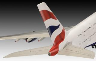 Revell Airbus A380-800 British Airways 1:144 03922