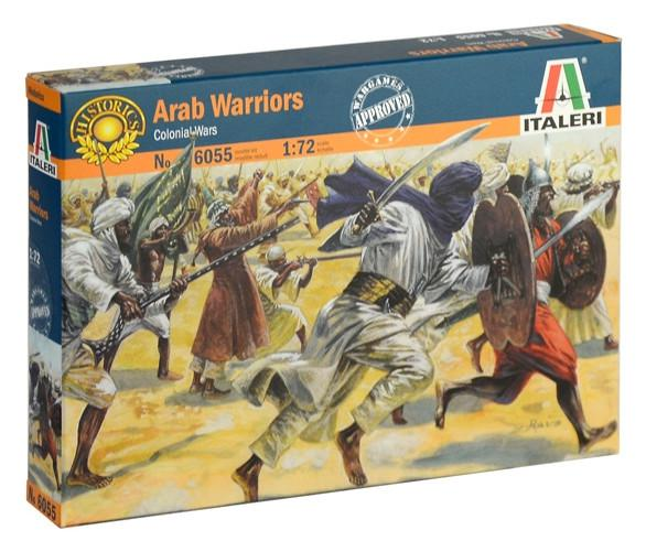 Italeri figurky Arab Warriors 1:72 6055