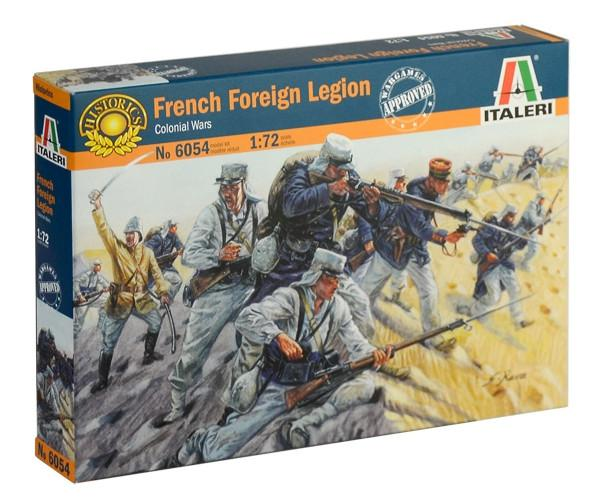 Italeri figurky French Foreign Legion 1:72 6054