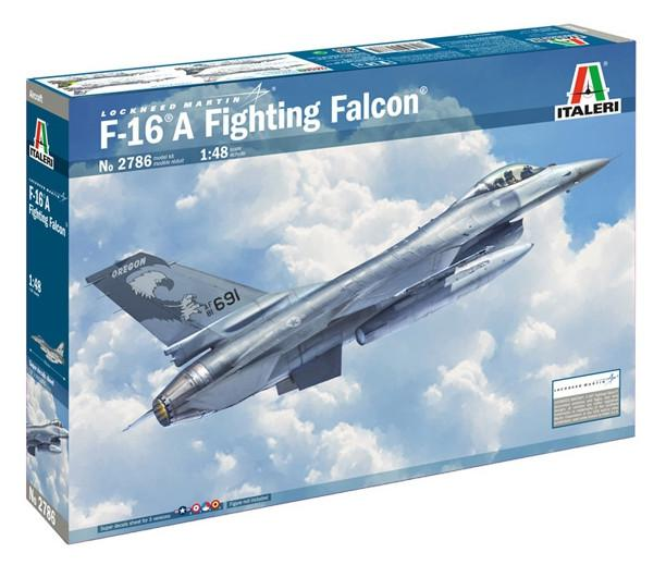 Italeri F-16A Fighting Falcon 1:48 2786