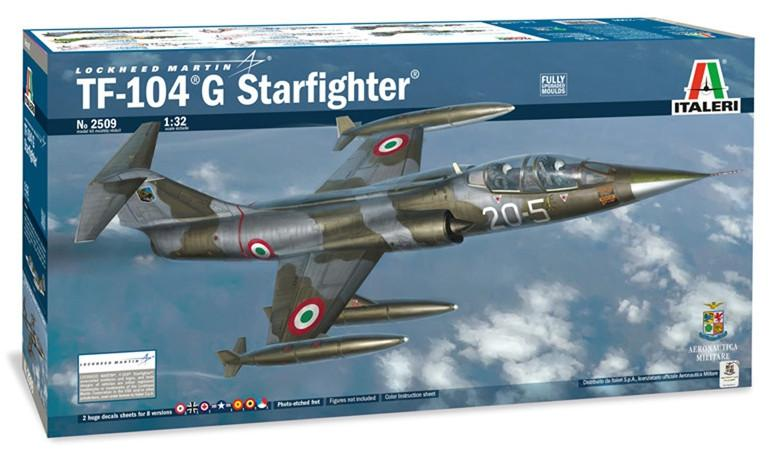 Italeri TF-104 G Starfighter 1:32 2509