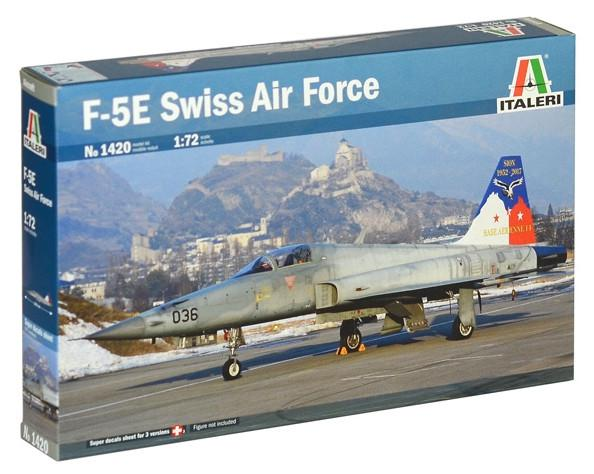 Italeri F-5E Swiss Air Force 1:72 1420