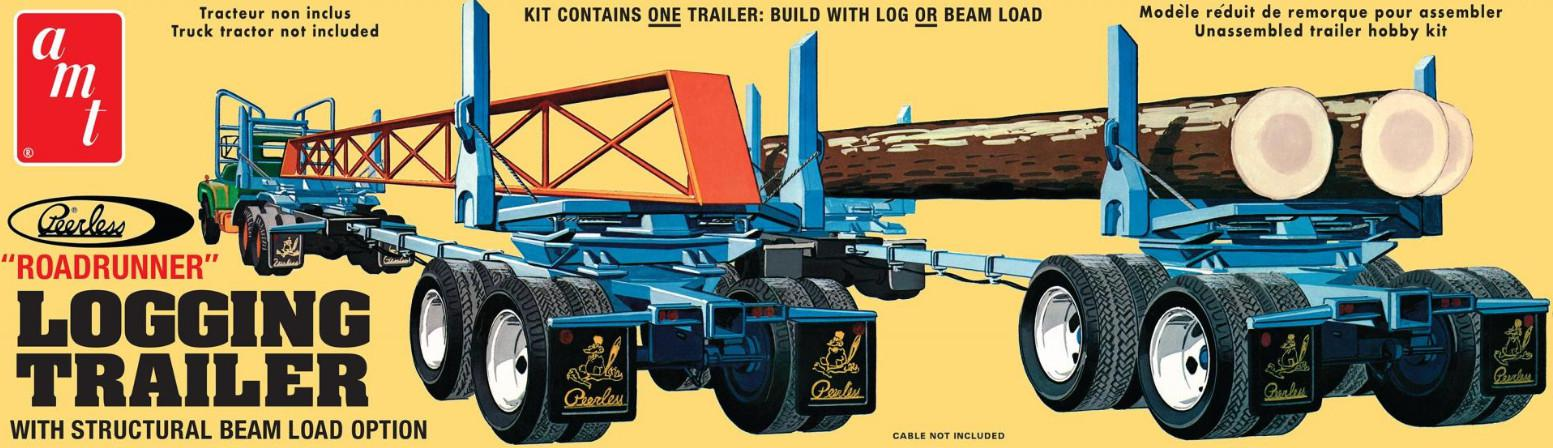 AMT Logging Trailer 1:25 AMT1103