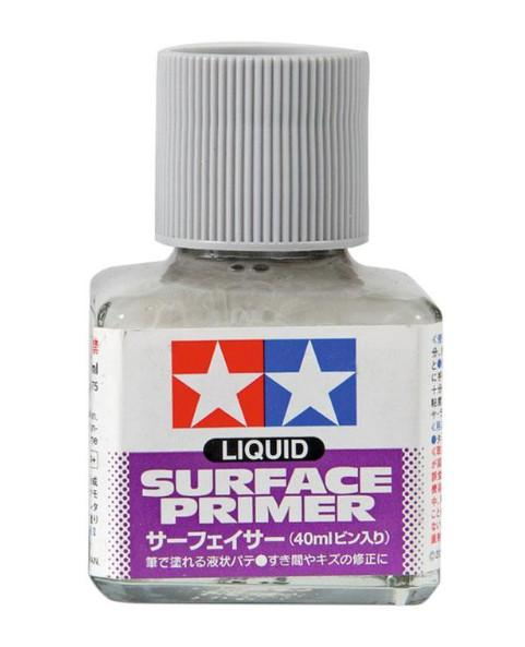 Tamiya tmel - Liquid Surface Primer 40ml 87075
