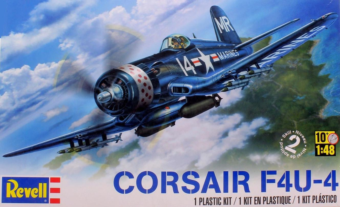 Revell Vought F4U Corsair 1:48 85-5248