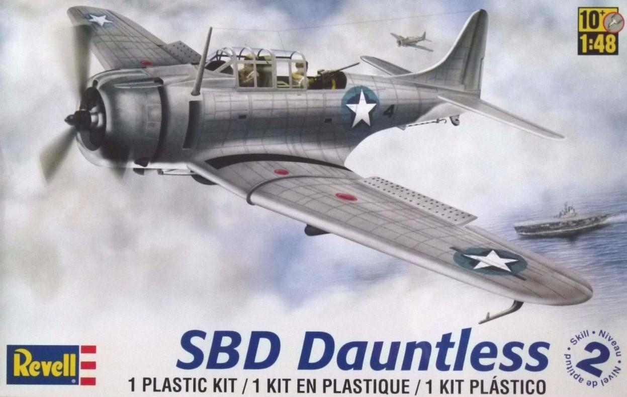 Revell SBD Dauntless 1:48 85-5249