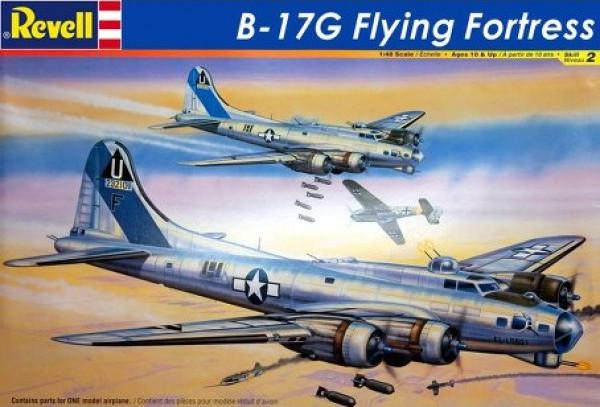 Revell B17-G Flying Fortress 1:48 85-5600