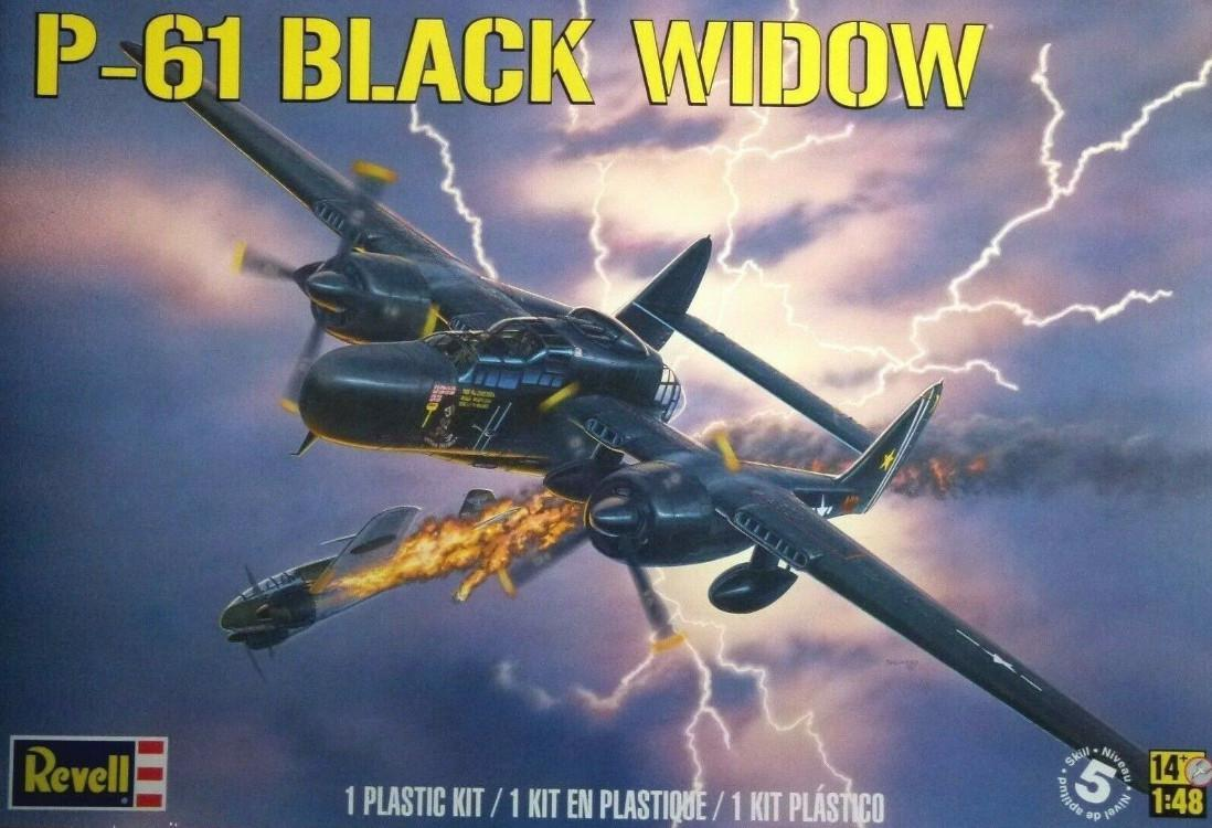 Revell P-61 Black Widow 1:48 85-7546