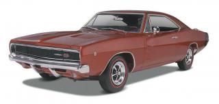 Revell '68 Dodge Charger 1:25 85-4202