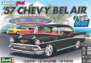 Revell '57 Chevy Bel Air 1:25 85-1529