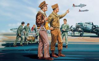 Airfix figurky USAAF Personnel 1:76 A00748V