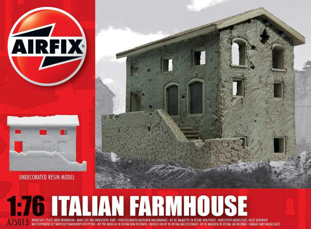 Airfix Italian Farmhouse 1:76 A75013