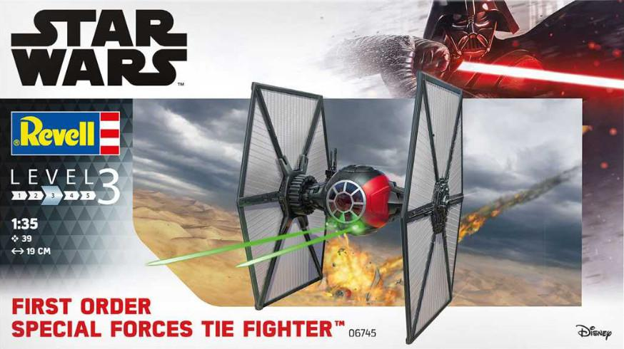 Revell Special Forces TIE Fighter 1:35 06745